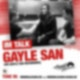 Gayle San (GSR) beim Bassgeflüster